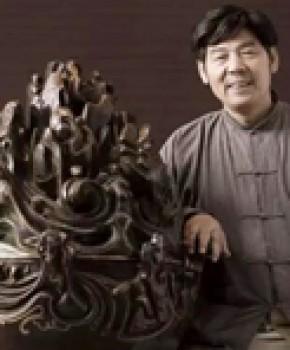 紫砂壶工艺师陈巧生名家照片