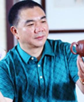 紫砂壶工艺师季益顺名家照片