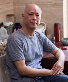 紫砂壶工艺师施小马名家照片