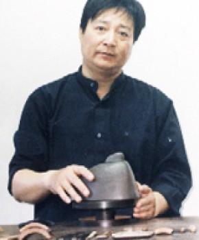 紫砂壶工艺师徐益勤名家照片
