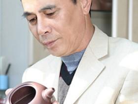 宜兴紫砂名家周庚大照片