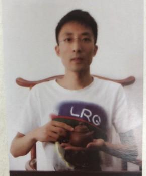 紫砂壶工艺师范林强名家照片