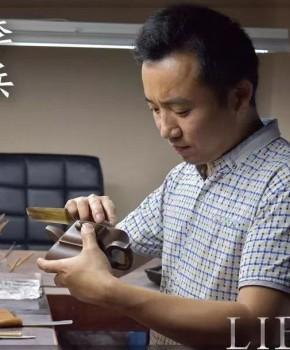 紫砂壶工艺师李兵名家照片