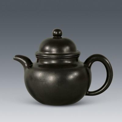 紫砂壶焐灰工艺