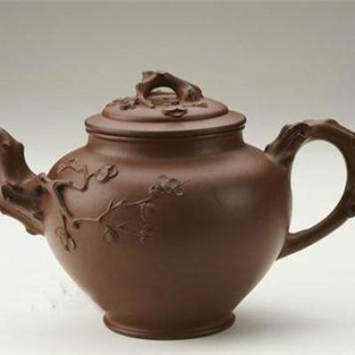紫砂壶艺三要:形、神、气