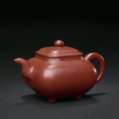 原矿大红袍紫砂壶的特点
