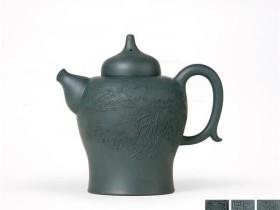 原来绿泥紫砂壶是这样的?
