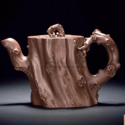 紫砂壶拍卖 陈国良《梅椿壶》拍出172.5万高价