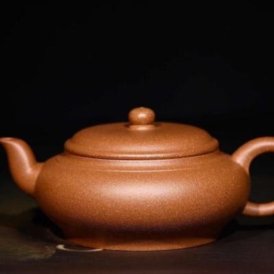 为何多数人偏爱降坡泥的紫砂壶,只因三个特点!