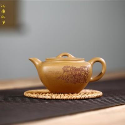 邵云琴作品 江南水乡