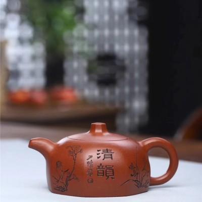 尹怀作品 八风壶