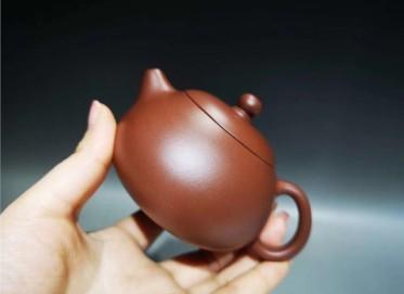 汤先武紫砂壶作品 原矿底槽清西施壶 160CC 国家级高级工艺美术师 汤先武紫砂壶价格,多少钱