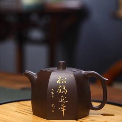 徐六明作品 六方井栏