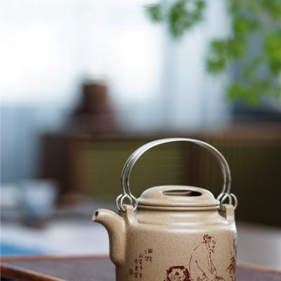 陈小明作品 牛盖洋桶
