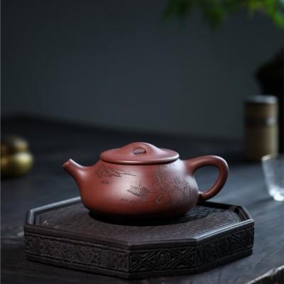 韩惠琴作品 石瓢