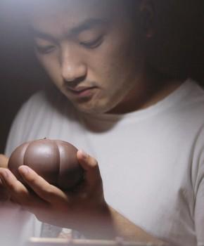 紫砂壶工艺师张辉名家照片