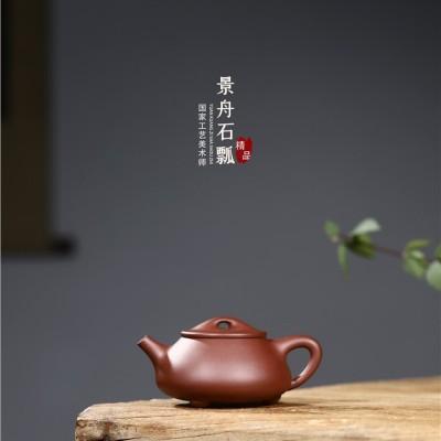 史宗娟作品 景舟石瓢