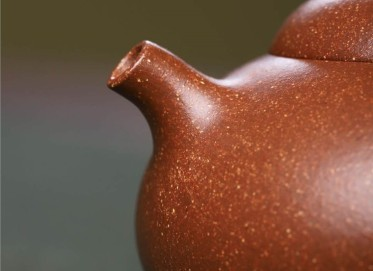 王洪星紫砂壶作品|原矿段泥茄段壶200CC手制正品多少钱