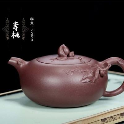 尹燕芳作品 寿桃