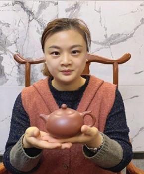 紫砂壶工艺师蒋余建名家照片