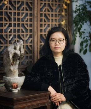 紫砂壶工艺师唐文名家照片