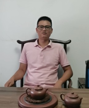 紫砂壶工艺师陈陶名家照片