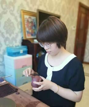 紫砂壶工艺师范智名家照片