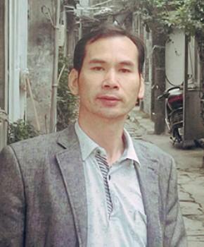 紫砂壶工艺师刘彦飞名家照片