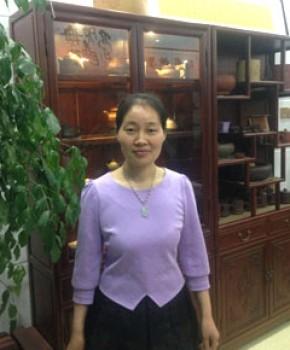 紫砂壶工艺师许涛名家照片