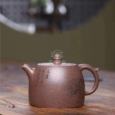 狄新陶作品 明式井栏壶