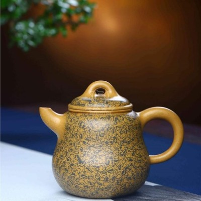 孔新华作品 葫芦壶