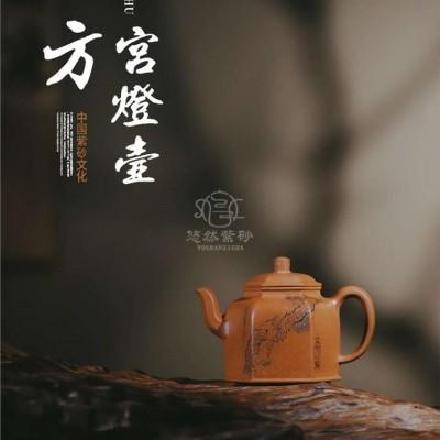 陈惠红作品 六方宫灯