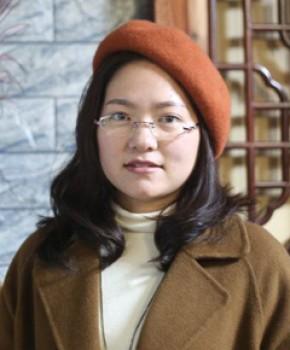紫砂壶工艺师顾静娜名家照片