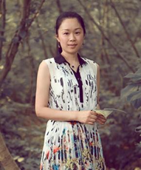 紫砂壶工艺师蒋颖娜名家照片