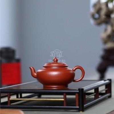 马辉作品 宝灯壶