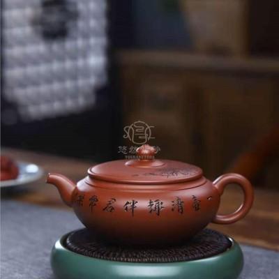 李洪明作品 香凌壶