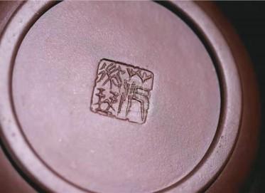 范微琴紫砂壶作品|原矿紫泥硕果壶330CC纯手工正品价格表