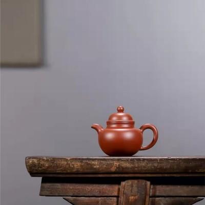 韩惠琴作品 掇球壶
