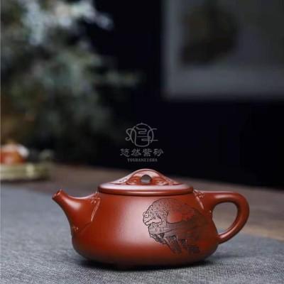 蒋晓光作品 如意石瓢