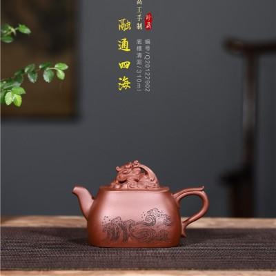 吴赛春作品 通融四海