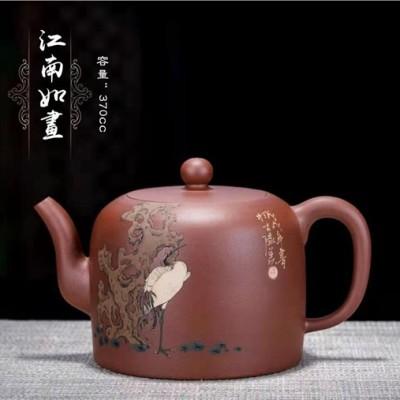王春作品 江南如画