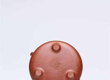 许涛紫砂壶作品|原矿降坡泥子冶石瓢壶260CC纯手工正品多少钱
