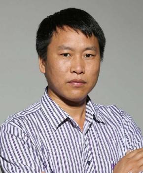 紫砂壶工艺师夏朝军名家照片