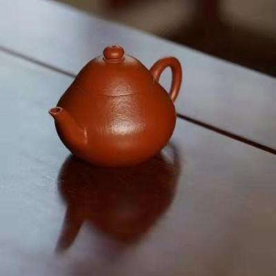 赵益军作品 梨形壶