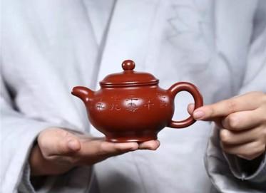 陈顺根紫砂壶作品|原矿大红袍掇只壶220CC纯手工正品怎么样