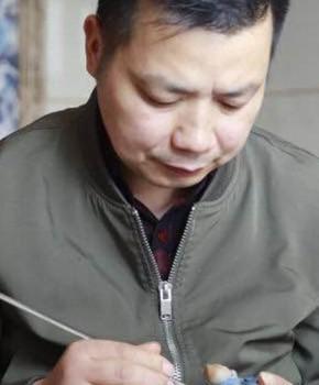 紫砂壶工艺师史良军名家照片