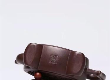 范秀芳紫砂壶作品 原矿紫泥八仙祝寿壶630CC纯手工真品怎么样