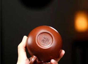 单志萍紫砂壶作品 原矿底槽清西施壶210CC纯手工正品价值