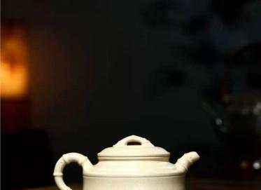 朱正琴紫砂壶作品|芝麻段泥双线竹鼓壶300CC手制真品怎么样