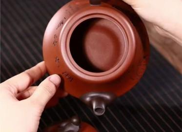 范君浩紫砂壶作品|原矿清水泥一秉虔诚壶360CC手工真品价位